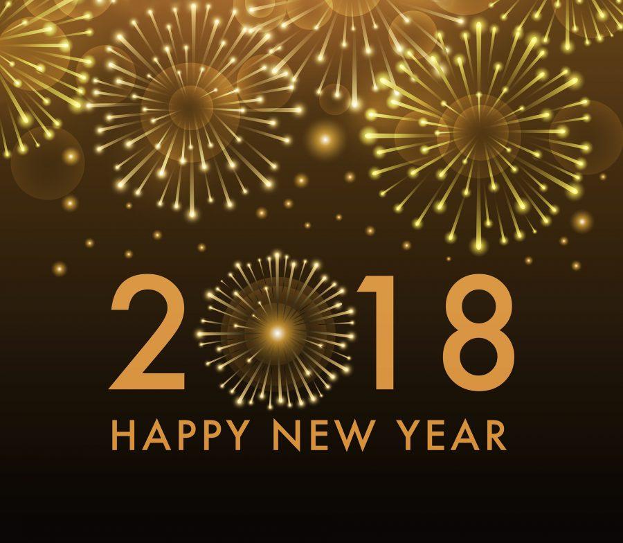 Christmas & New Year 2018